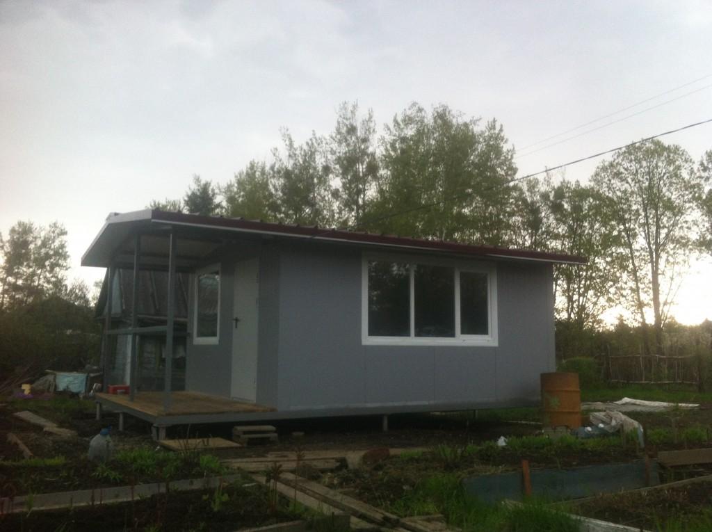 Характеристики дачного дома фото