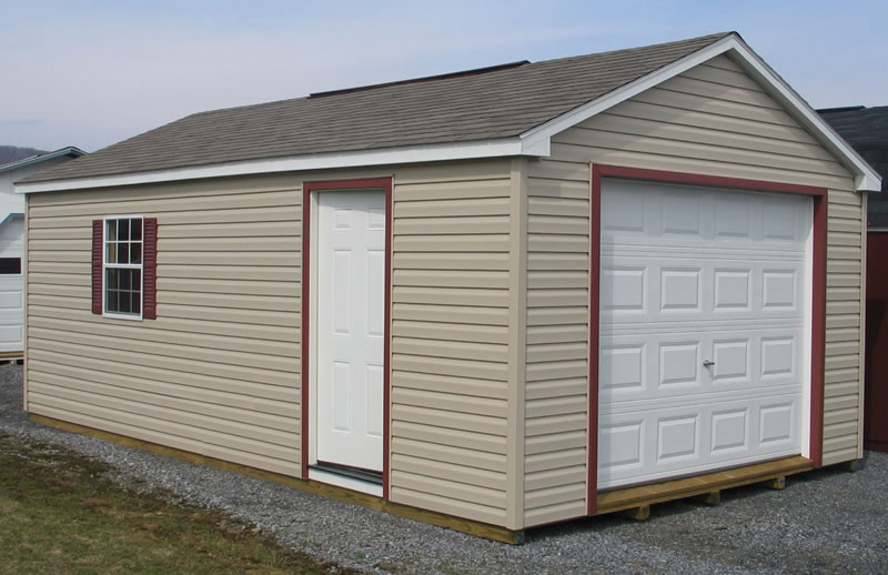 Построить гараж на придомовой территории