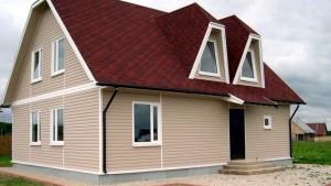 Строительство домов из сэндвич-панелей фото
