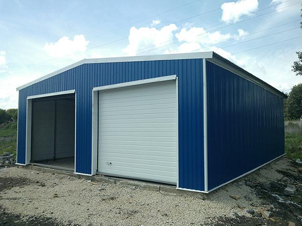 Проекты современных коттеджей с гаражом